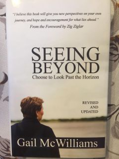 New and autographed: Seeing Beyond