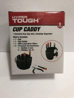 Tool cup caddy