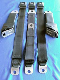 Sell 1967 / 1972 CHEVY / GMC TRUCK SEAT BELTS RESTORED motorcycle in Salem, Ohio, United States, for US $260.00