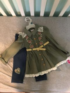 24 Month NWT Outfit