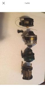 Fishing rods. Johnson, ZEBCO, crappie reel. Meet or ppu in Gallatin.