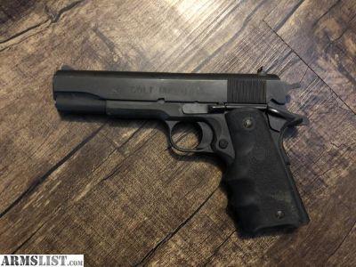 For Sale: Colt 1911 (M1991A1) series 80