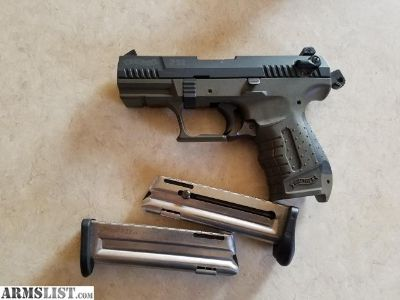 For Sale: Walter p22