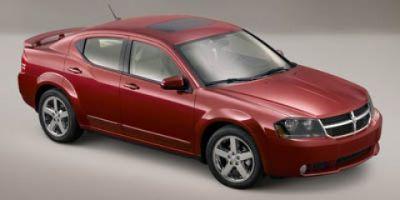 2008 Dodge Avenger SE (Brilliant Black Crystal Prl)