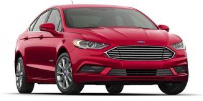 2018 Ford Fusion Hybrid SE (Magnetic)