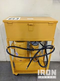 Cat Hydraulic Valve Test Bench - Unused