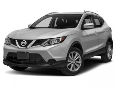 2019 Nissan Rogue Sport SV (Magnetic Black Pearl)