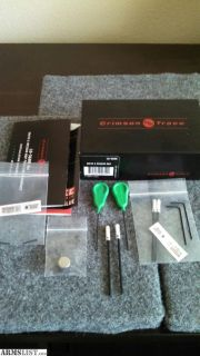For Sale/Trade: CRINSON TRACE GREEN LAZER FOR M & P9 1.0 OR COMPACT