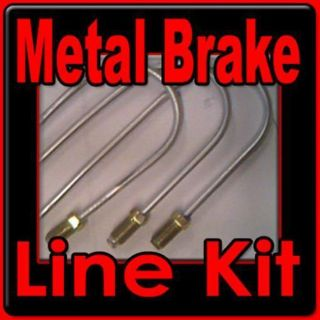Find Brake line kit GM 1984 1985 1986 1987 1988 1989 RWD-replace rusted lines!!!!! motorcycle in Duluth, Minnesota, United States, for US $46.99
