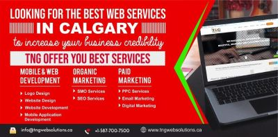 Logo, Website Design and Development 5877007500