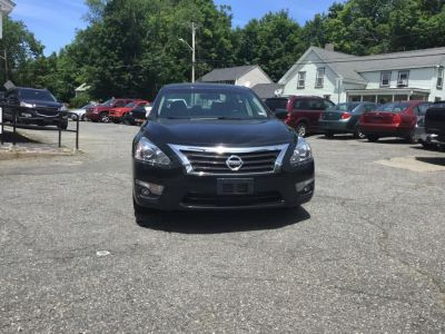2013 Nissan Altima 2.5 (Super Black)