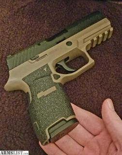 For Sale/Trade: Sig Sauer P320 9mm Compact w/ extras