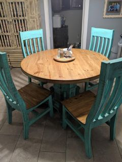 Rustic Dining room table