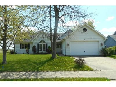3 Bed 2 Bath Foreclosure Property in Elburn, IL 60119 - Maple Ave