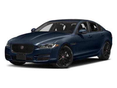 2018 Jaguar XE 25t (loire)