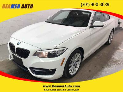 Used 2016 BMW 2 Series for sale