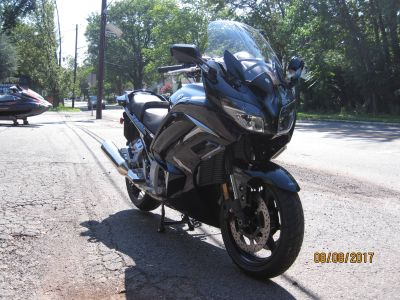 2017 Yamaha FJR1300ES Sport Touring Motorcycles Metuchen, NJ