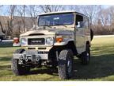 1983 Toyota Land Cruiser FJ40 Original Survivor