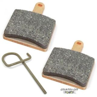 Find Arctic Cat Snowmobile Brake Pads Set Pair - 2012-2016 ZR F XF M BC PA - 1702-245 motorcycle in Sauk Centre, Minnesota, United States, for US $70.99