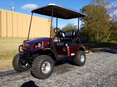 2018 E-Z-Go Express S4 Electric High Output Golf carts Covington, GA