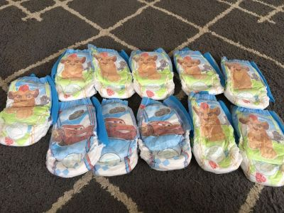 4T/5T Pull Up Diapers - 11 count