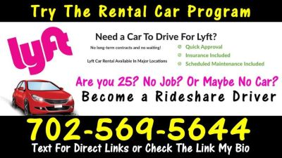 Drive with Lyft using a Rental Car