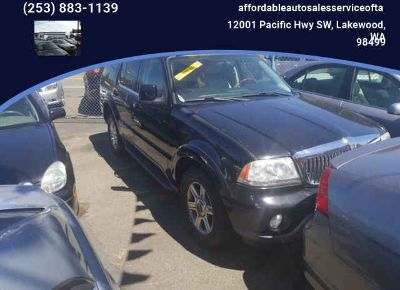 Used 2005 Lincoln Aviator for sale
