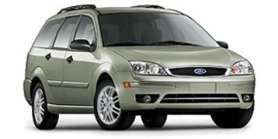 2006 Ford Focus ZXW SE (Green)