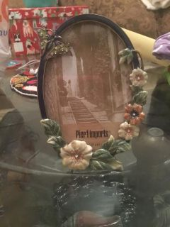 Brand new pier one imports picture frame