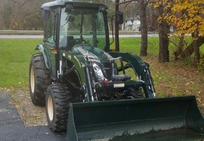 2015 Cabelas Lm25h-Tractor