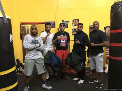 Weman s Boxing Classes!
