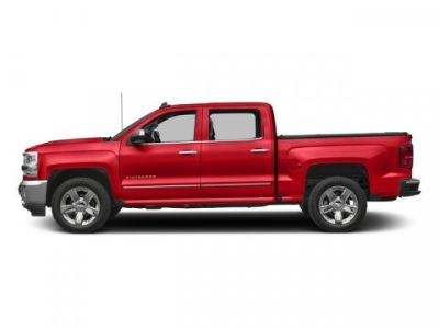 2017 Chevrolet Silverado 1500 LTZ (Red Hot)