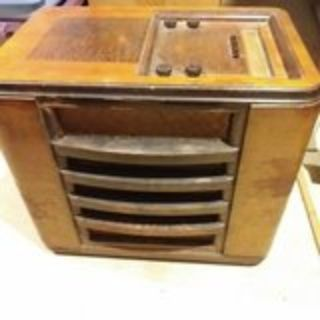 Philco Chairside 40-170 CS Radio