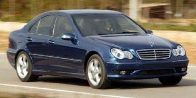 2005 Mercedes-Benz C-Class C230 (Silver)