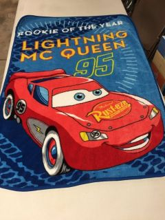 Disney- Lightning Mc Queen Bath Towel