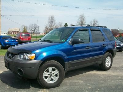 2007 Ford Excape 4x4-Amazing Ocean Blue-Great MPG-WOW!!!!!!!!!!!!