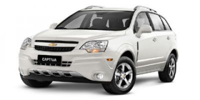 2013 Chevrolet Captiva Sport LT (Silver Ice Metallic)