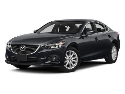 2015 Mazda Mazda6 i Sport (Blue Reflex Mica)