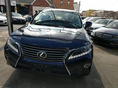 2015 Lexus RX 350 Base (Deep Sea Mica)