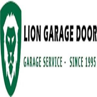Lion Garage Door