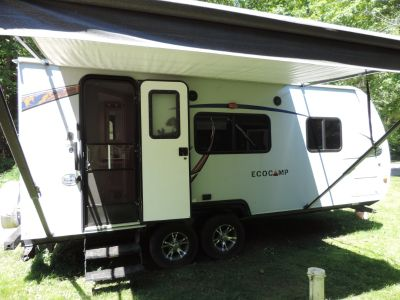 2013 Skyline Koala trailer, Model 19WQ