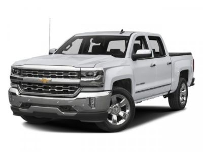2016 Chevrolet Silverado 1500 LTZ (Summit White)