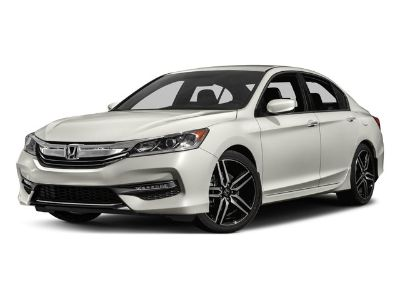 2017 Honda Accord Sport (Crystal Black Pearl)