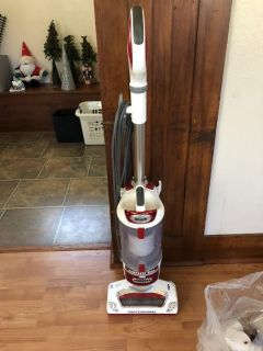 Shark professional vacuum cleaner with accessories