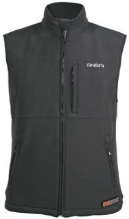 Buy Ansai Mobile Warming XL Black Classic Softshell Electric Battery Heated Vest motorcycle in Ashton, Illinois, US, for US $134.99