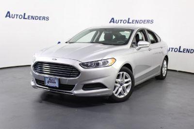 2016 Ford Fusion SE (Silver)