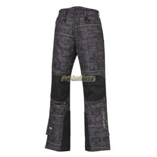 Buy Ski-Doo Teen Printed pants - Black with graphics motorcycle in Sauk Centre, Minnesota, United States, for US $69.99