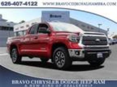 Used 2018 Toyota Tundra 4WD Red, 17.7K miles