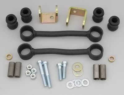 Purchase Pro Comp Sway Bar End Link Polyurethane Bushings Black Jeep Cherokee Front Kit motorcycle in Tallmadge, Ohio, US, for US $53.94