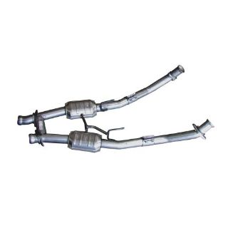 Purchase BBK Performance 1563 High-Flow Full H-Pipe Assembly Fits 94-95 Mustang - NEW!! motorcycle in Pittston, Pennsylvania, United States, for US $442.54